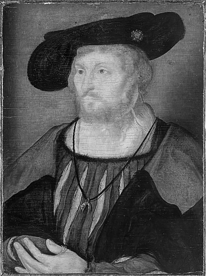 Portrait of Christian II of Denmark
