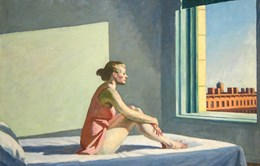 Edward Hopper, a visionary of the reality of man today