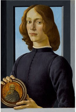 The human face captivates again the world of art: a portrait by Botticelli surprises one and all