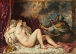 Titian's Poésie : an oasis of Liberty beyond Good and Evil